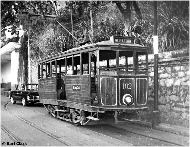 the tramways of brazil
