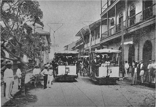 informe, publicado en el Directorio General de la Ciudad de Panamá