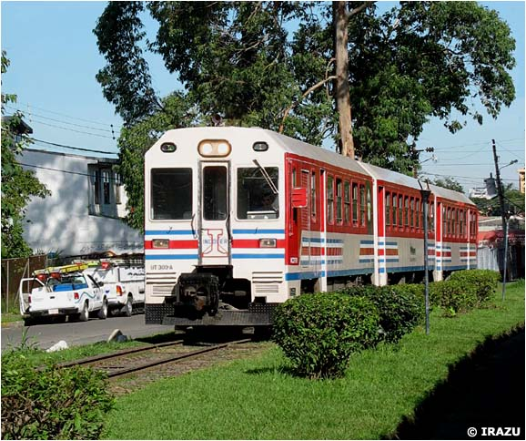 THE TRAMWAYS OF COSTA RICA
