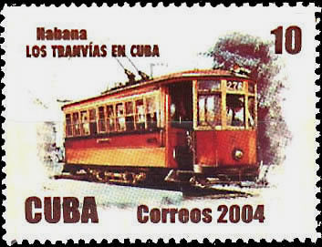 The Tramways Of Cuba