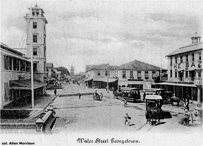The Tramways Of Guyana