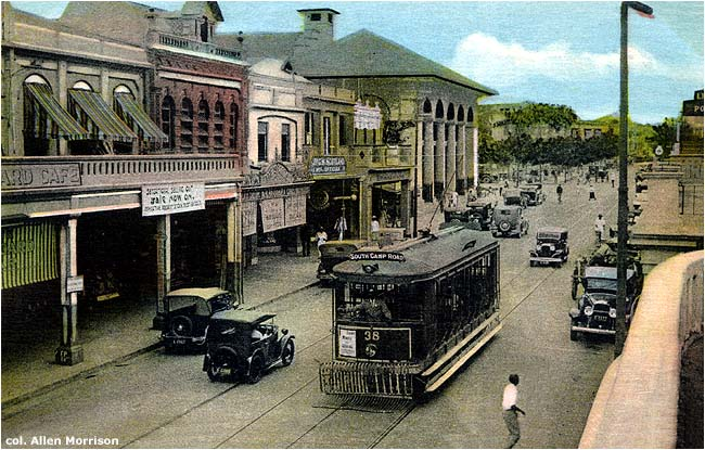 The Tramways Of Jamaica