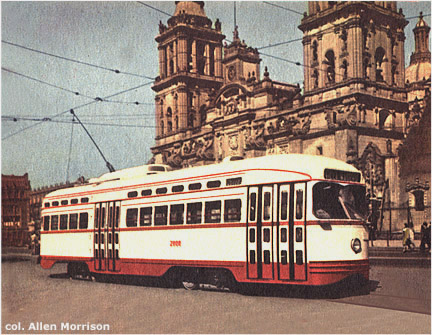 The Tramways of Mexico City Part 4