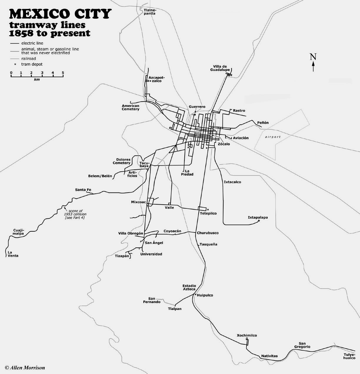 MEXICO CITY Public Transport Page 10 SkyscraperCity