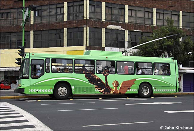 What Is A Livery Vehicle >> Latin America's Trolleybuses