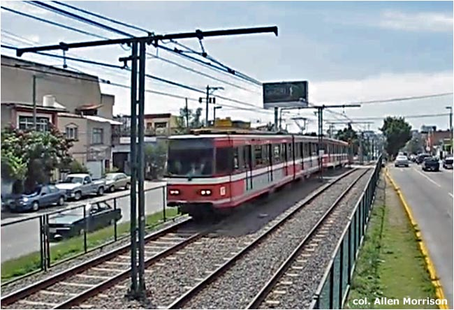 Latin Americas Trams